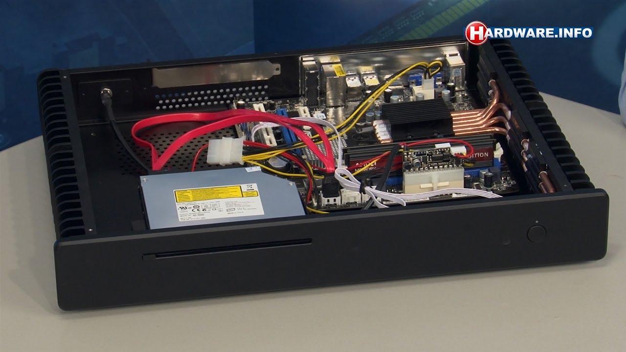 Streacom Fc5 Passieve Htpc Behuizing Review Hardwareinfo Tv Dutch