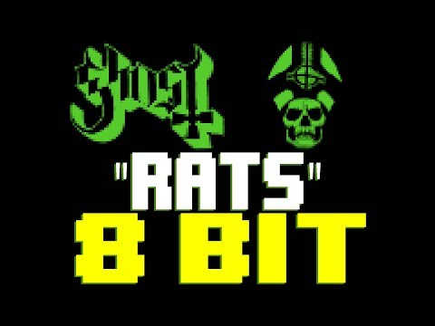 Rats [8 Bit Tribute to Ghost] - 8 Bit Universe