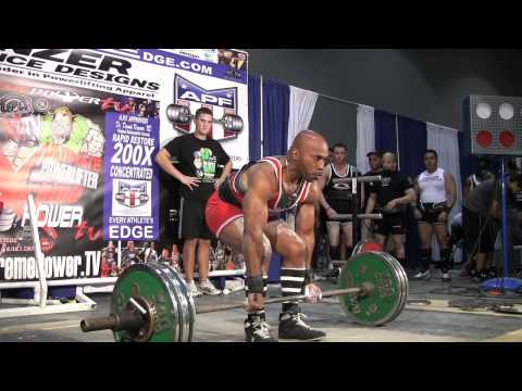 2011 APF Powerlifting From Europa