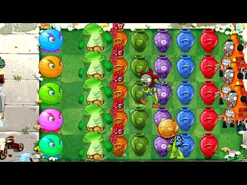 Plants vs Zombies 2 Every Vasebreaker Events - Wasabi Whip, Citron, Bonk Choy, Peas in PVZ 2 Game