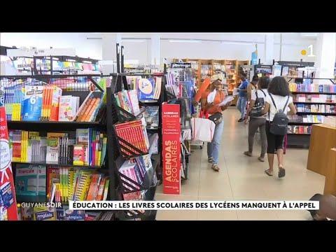 education-:-les-livres-scolaires-des-lycéens-manquent-à-l'appel