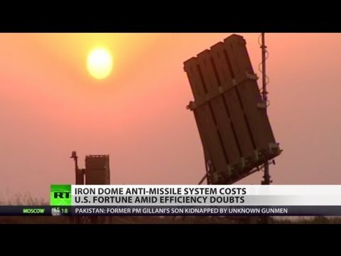 Military Millions: US spends fortune on Israeli Iron Dome amid efficiency doubts