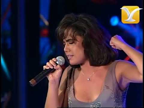 Claudia Brant - Como ayer - Competencia Internacional Festival de Viña del Mar 1994