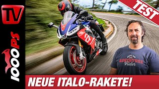 Aprilia RS 660 im Test - Alltags-Supersportlerin?