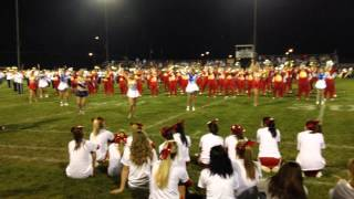 "Buckeye Local and Indian Creek Twirlers Perform ""My Songs Know What You Did In The Dark"" 2014"