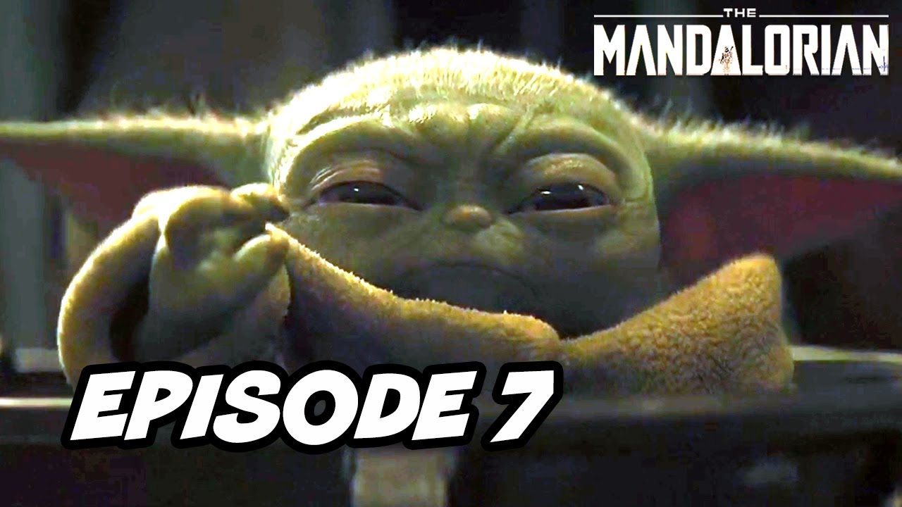 The Mandalorian: 6 Biggest Questions After Episode 8