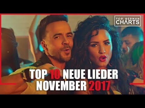 TOP 10 NEUE LIEDER 21. NOVEMBER 2017 | CHARTS NOVEMBER 2017