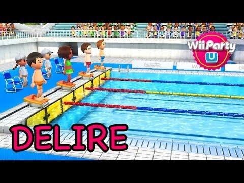 Délire sur Wii Party U  -  Des mini-jeux de folie