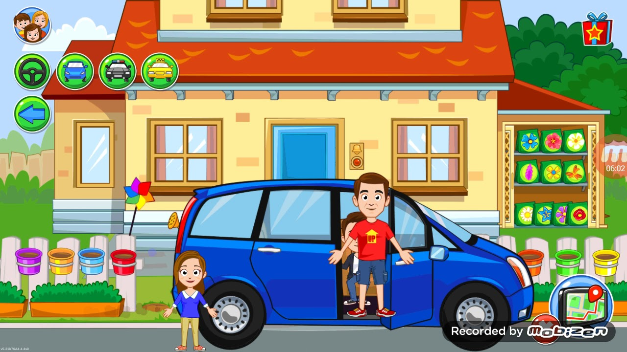 Download My town home: kids school morning routine