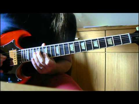 Rolling Stones Stray Cat Blues Mick Taylor solo guitar lesson