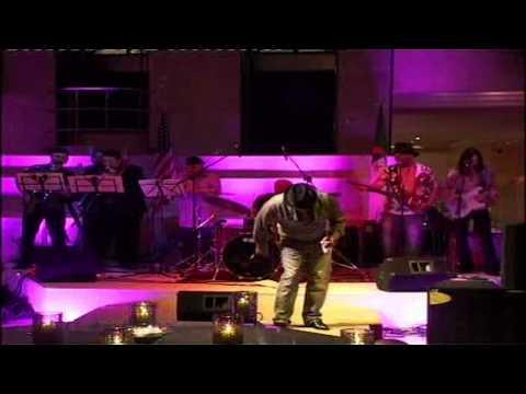 Part 2 - John Lee Hooker,Jr - Algeria Tour 2013