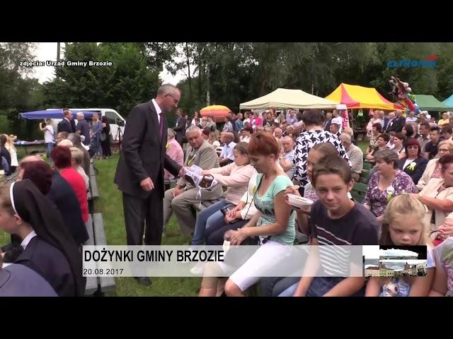 TV Eltronik - Dożynki w Gminie Brzozie