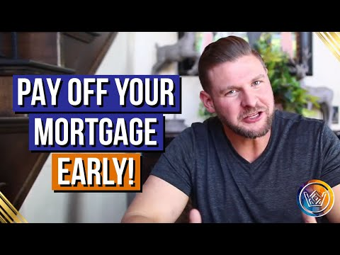 How To Pay Off Your Mortgage Early - YouTube