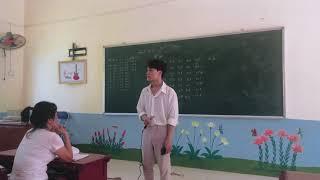 Tình Anh - Đình Dũng | phiên bản học sinh THPT QX2 cover khiến cô phải nhường bục giảng | Hà Huy