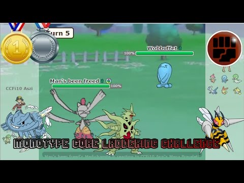 Monotype Core Laddering Challenge Ep 5: **COMPLETED** Buzzwo