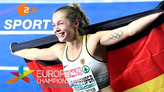 EC 2018 kompakt: Highlights Tag 6 | European Championships 2018 - ZDF