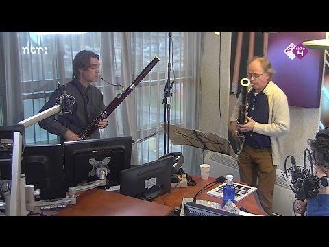 Jos Lammerse en Freek Sluijs live in Podium