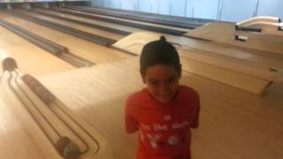 Bowling in brewer maine video #2