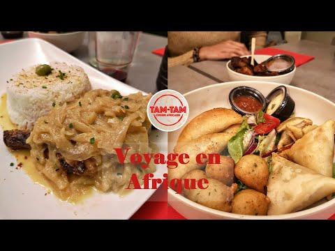 Decouverte Du Restaurant Lyon Dakar Lyon 3eme Youtube