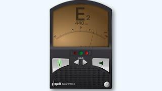 Piascore : Tuner / 楽器チューナー
