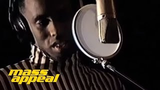 Notorious BIG, Puff Daddy in the booth @ Hit Factory - Where