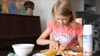 Как сделать фруктовый салат