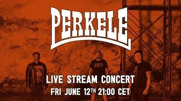 Perkele - Live Stream from KB, Malmö