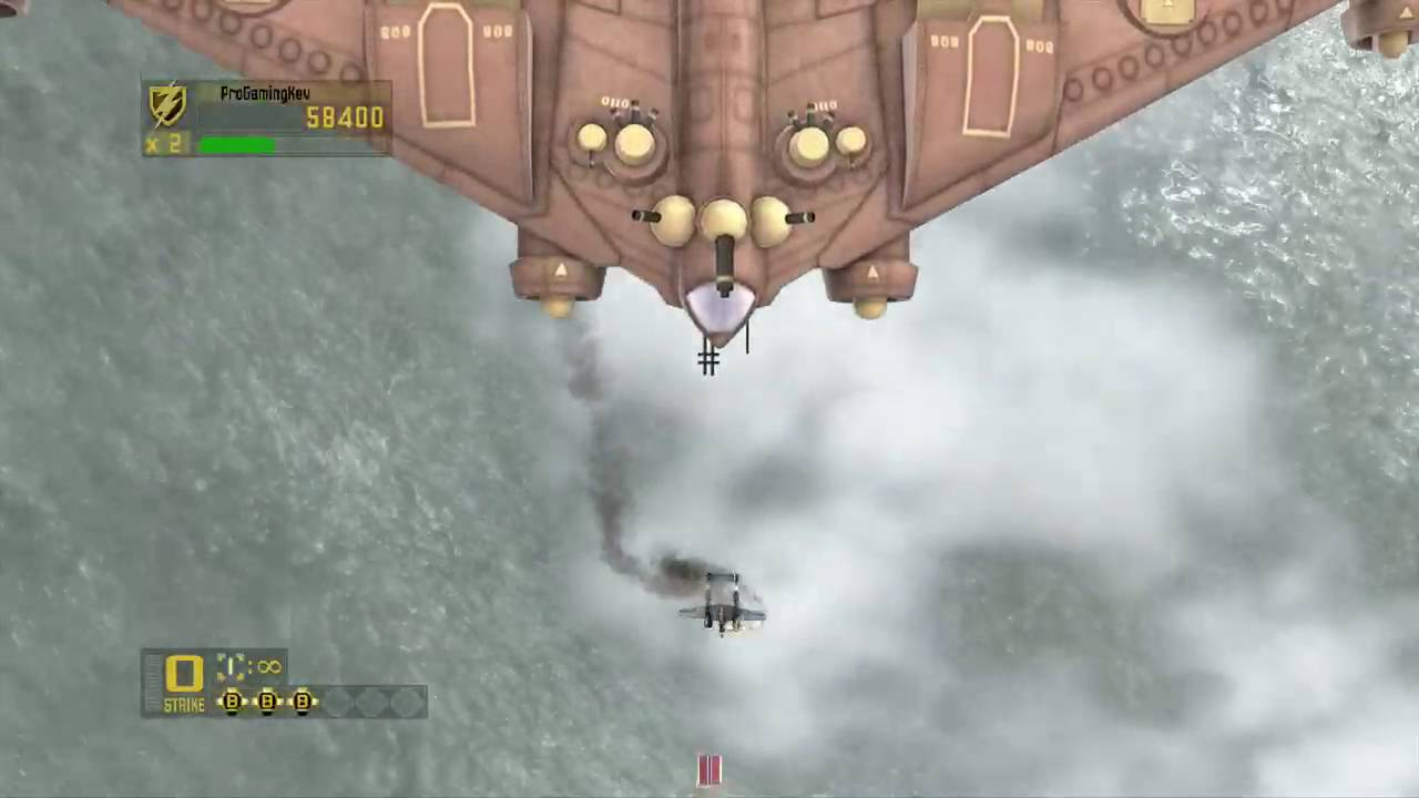 1942 Joint Strike On Xbox 360 Some Gameplay