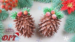 Decorações para Árvores de Natal DIY
