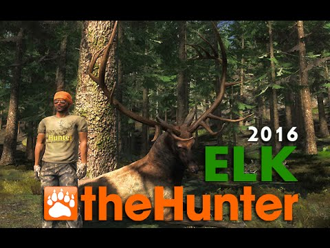 The Hunter - Elk Trophy Hunting Guide 2016