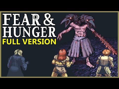 Secret Area? & 2-Headed Crow Mauler?! | Fear & Hunger v1.1.2 - [Part 27]