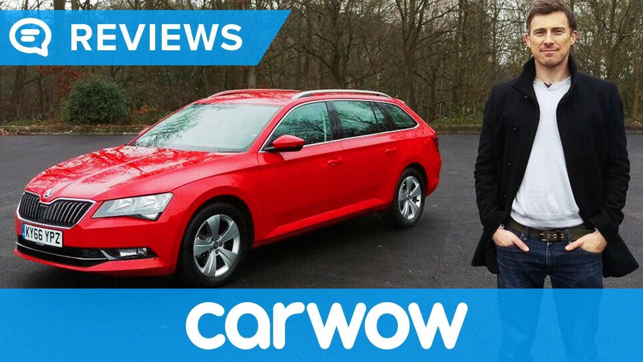 New Skoda Superb Estate 2015 2019 Review Carwow