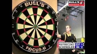 Nürnberg Open 2015 (2) Halbfinale: Martin Schindler vs. Ricardo Pietreczko