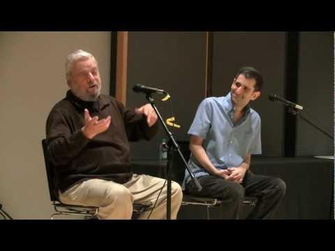 Stephen Sondheim Exclusive Inteview! - Broadway Teachers Workshop 2011