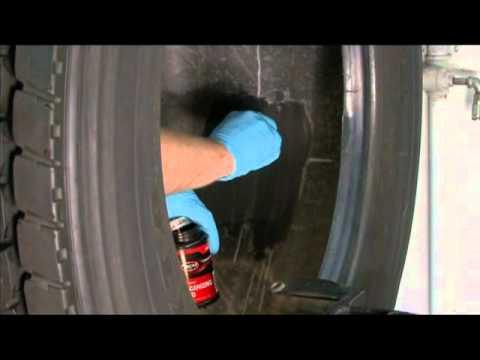 Tech Two Piece Tire Repair Youtube