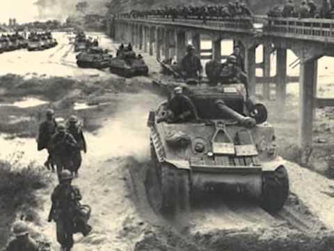 The history of 2nd Infantry Division