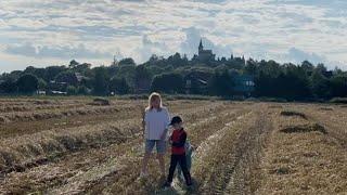 ✨НОВИНКА✨АЛЛА СЧАСТЛИВА!✨ГАРРИ УЖЕ ДО ПЛЕЧА ДОСТАЁТ✨МАКС: Замок, поле, семья, родной простор, РОССИЯ