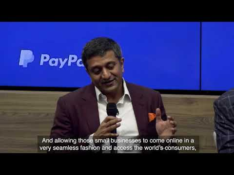 PayPal Industry Roundtable: Commerce without Borders