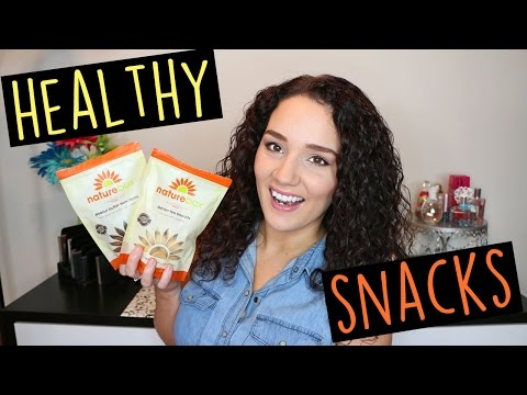 Favorite Healthy Snacks - Naturebox