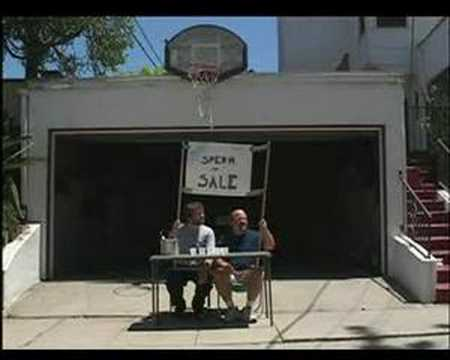 Tenacious D - Rock Star Sperm For Sale