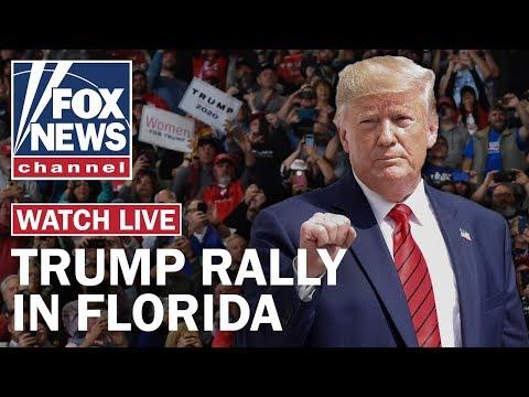 The Morning Rush - WATCH: Trump In Sunrise