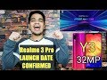 Realme 3 Pro Launch Date Confirmed | Redmi Y3 With 32mp Selfie Camera India Launch Confirmed!⚡⚡
