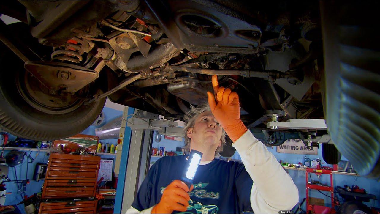 medium resolution of hydraulic powered steering ford thunderbird wheeler dealers
