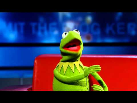 """Kermit On Jim Henson: """"He raised me up to new heights."""""""
