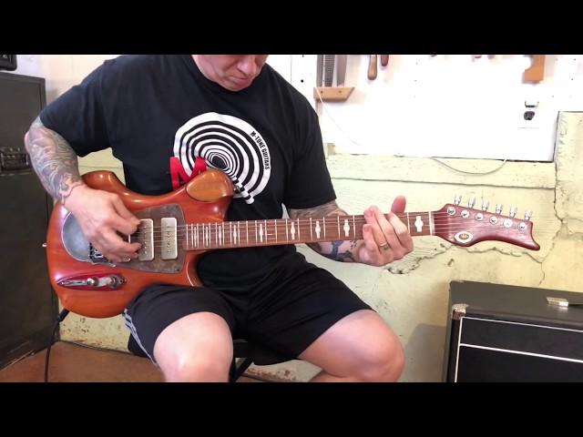 M-tone Guitars - Flight Risk 8 - part 3