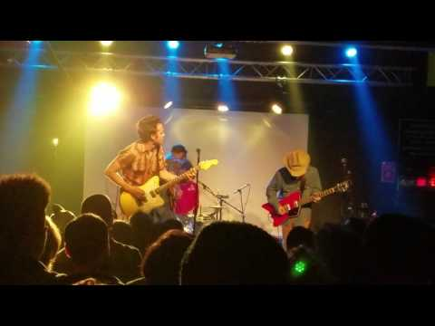 The Black Lips - Smiling & Rebel Intuition - Brighton Music Hall -May 8 2017
