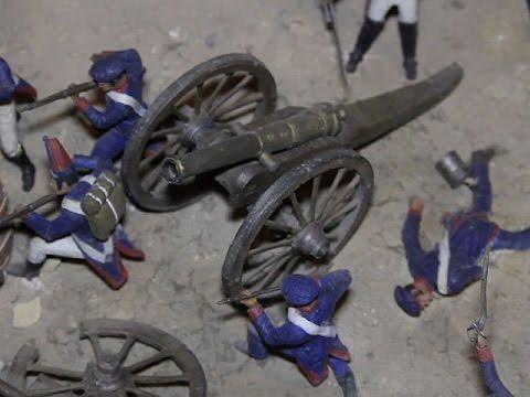 Chile miniatura: batalla de Rancagua y el valor de la orina en combate