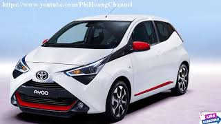 2019 Toyota Aygo Review - Exterior - Auto Review - Phi Hoang Channel.