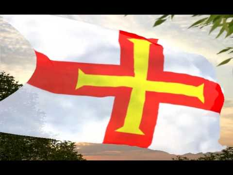 "Bailiwick of Guernsey/Cherie ""Sarnia Cherie""-  synchronized music by Larysa Smirnoff"