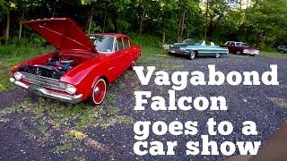 Vagabond Falcon Goes to a Car Show